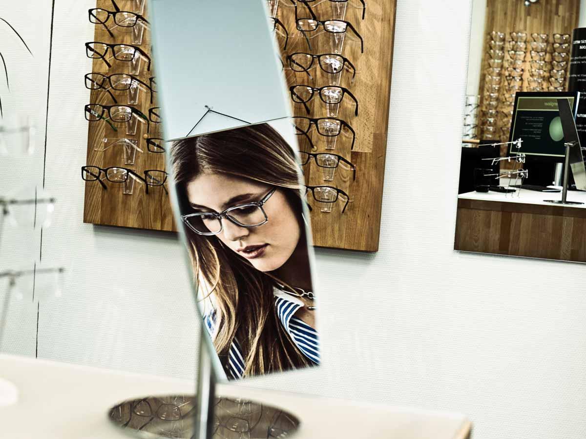 Titanium Brillen